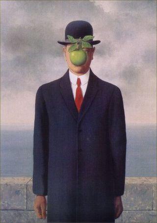 Magritte_Le_fils_de_l'homme